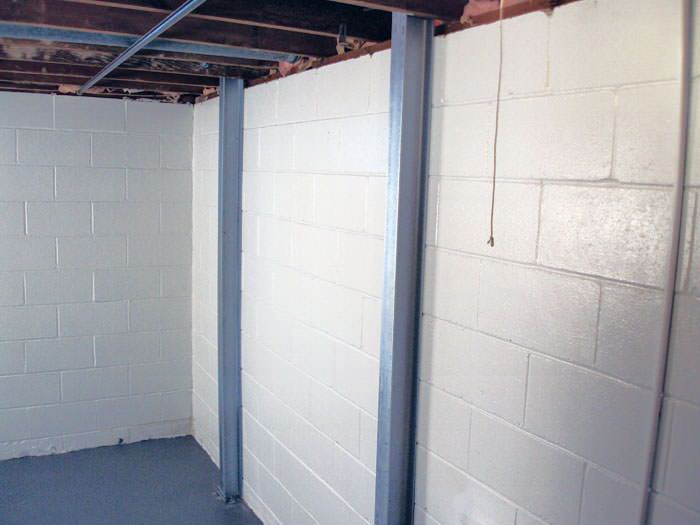 The Powerbrace Wall Repair System Installation In